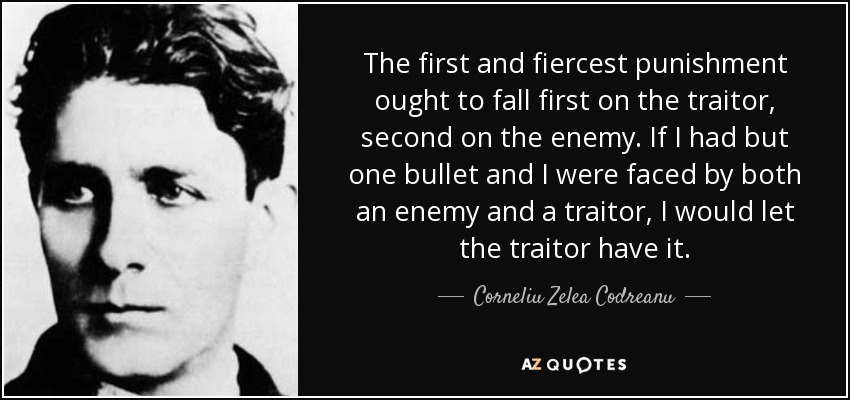 Corneliu Zelea Codreanu quote